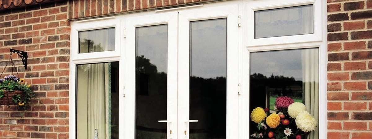 French doors leekes for How to install upvc french doors exterior