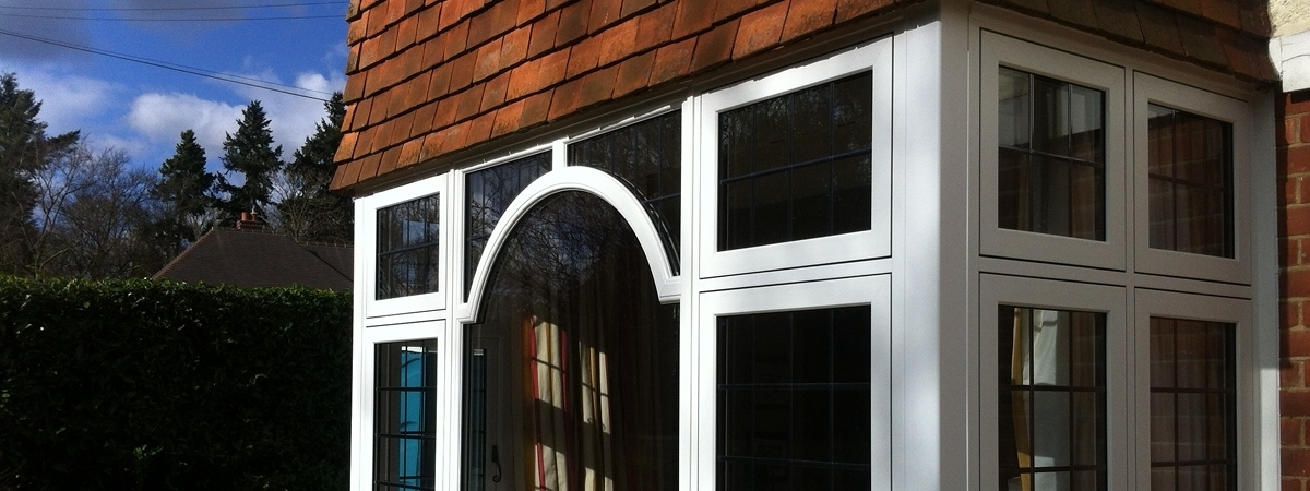 Flush Timber Effect Window 2