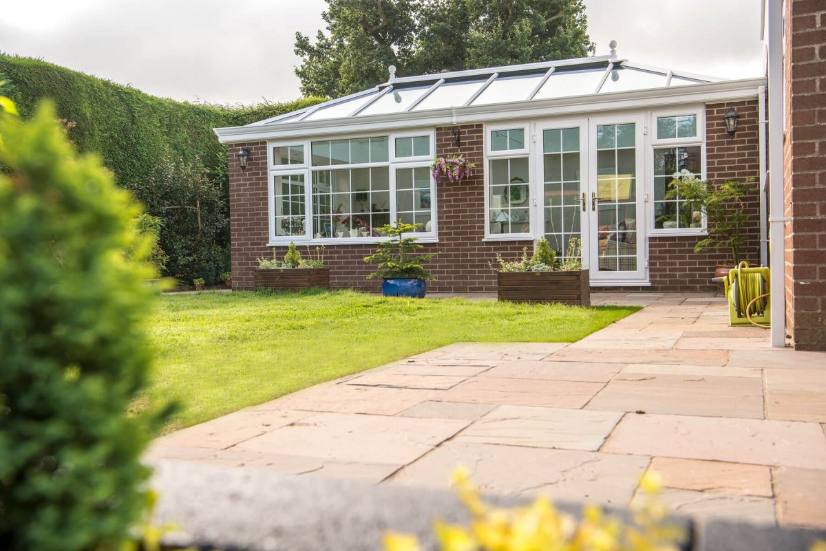 French Doors for Orangeries Carmarthenshire