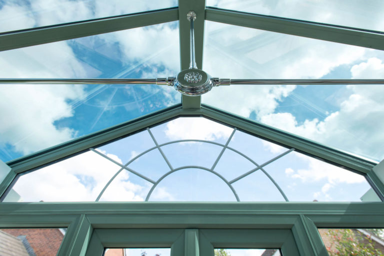 Glass Conservatory Roofs Hereford