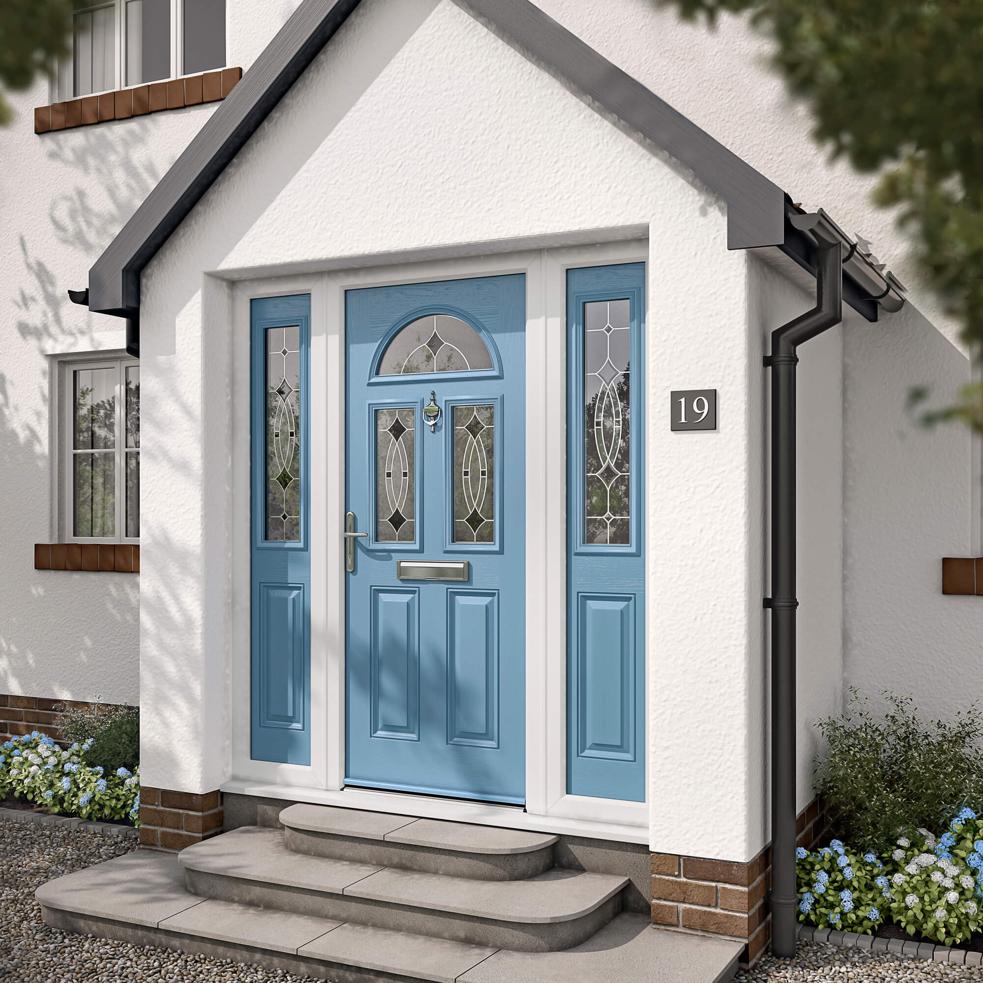 Double Glazing Doors in Ynysmaerdy