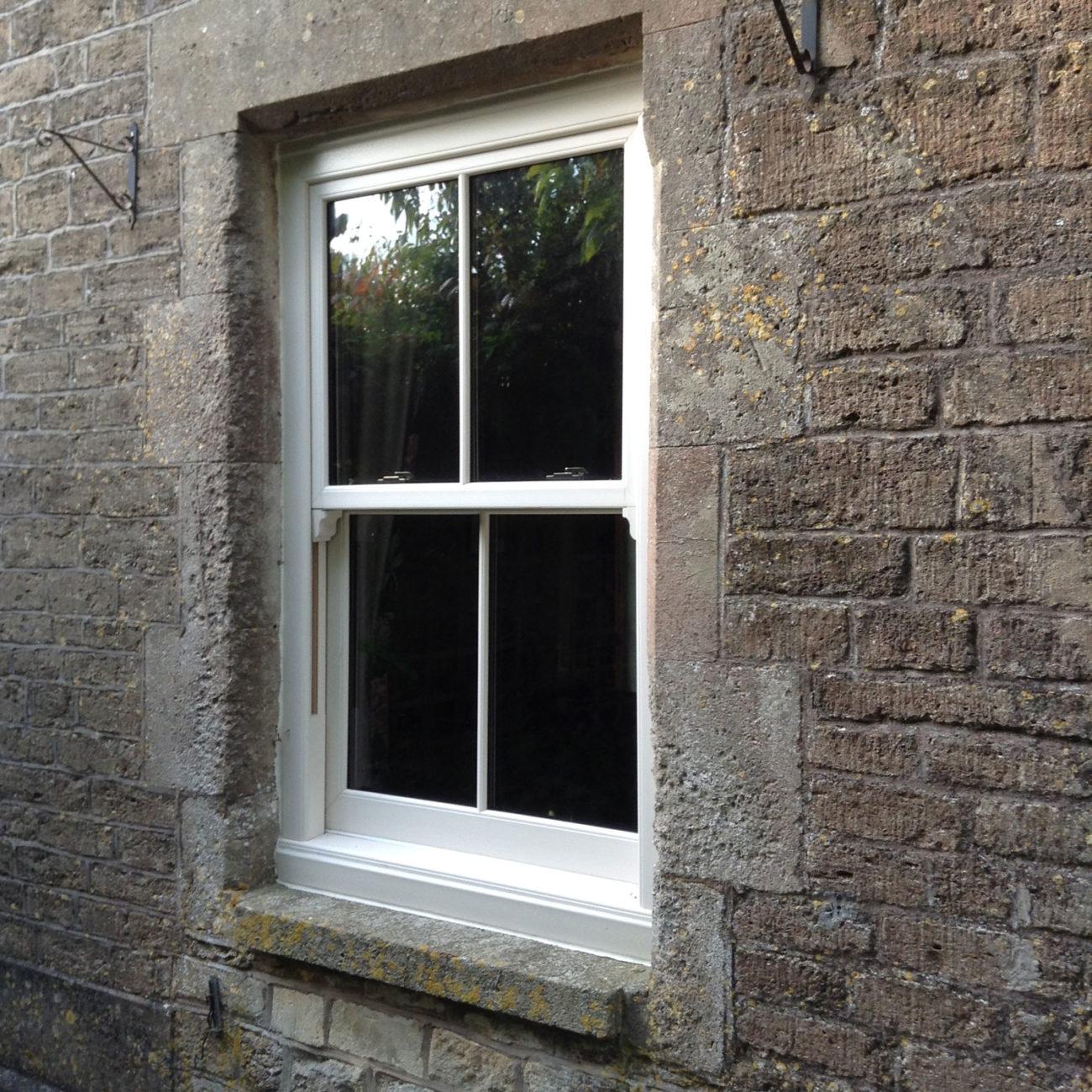 uPVC Sash Window Prices Llandeilo
