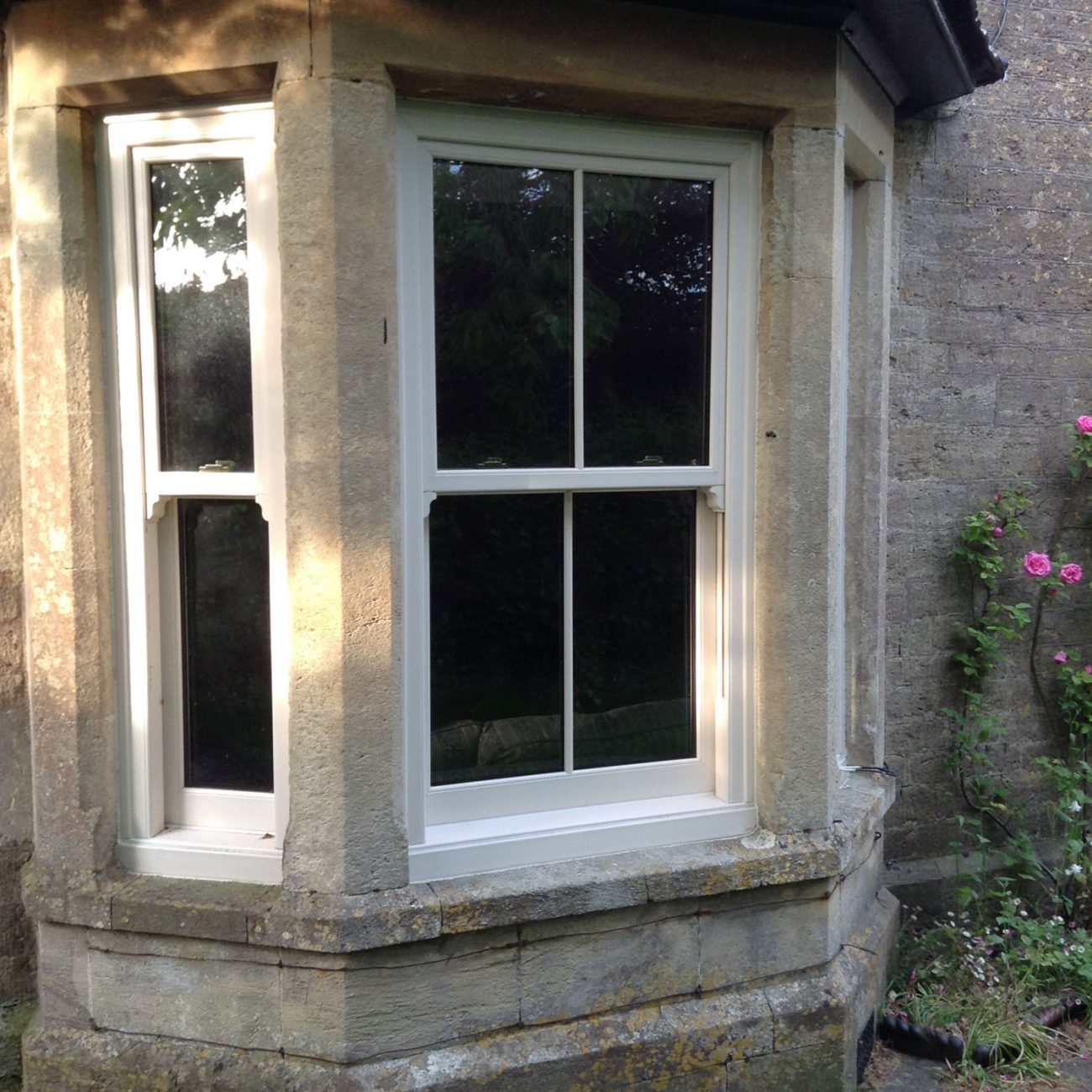 Sliding Sash uPVC Windows Llanelli