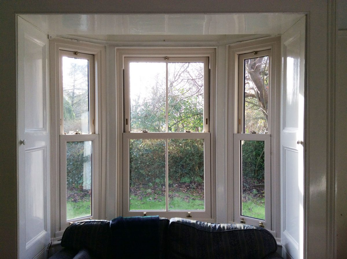 Sliding Sash uPVC Windows Beddau