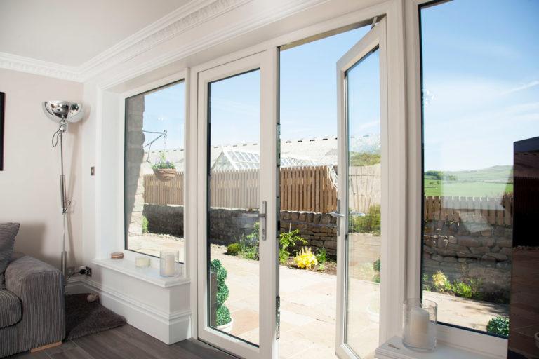 Double Glazing Door Prices in Ynysmaerdy