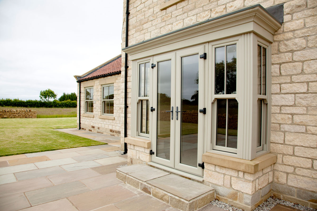 Interior French Doors Melksham