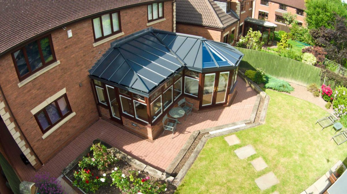 Solid Conservatory Roofs Swindon