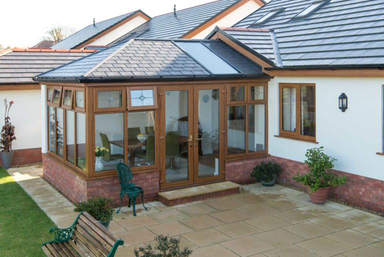 French Doors Carmarthenshire