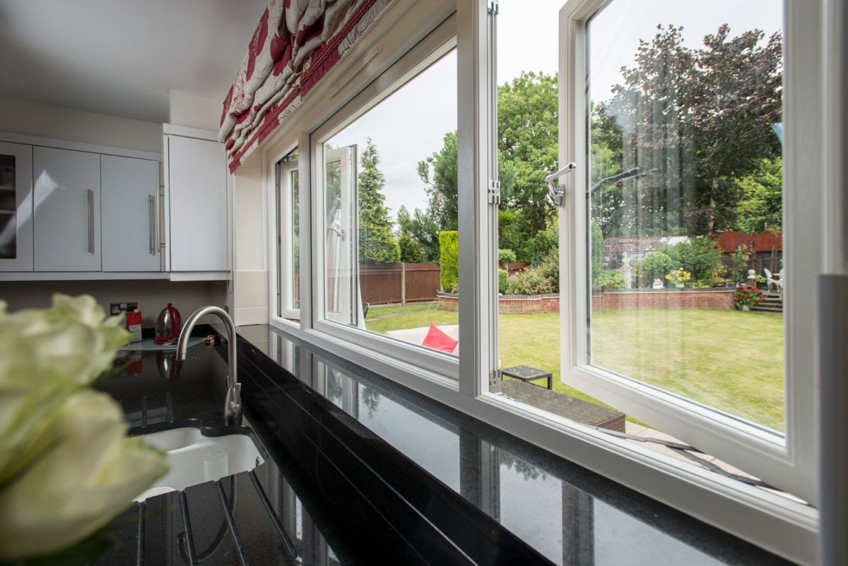 uPVC Double Glazed Windows Melksham