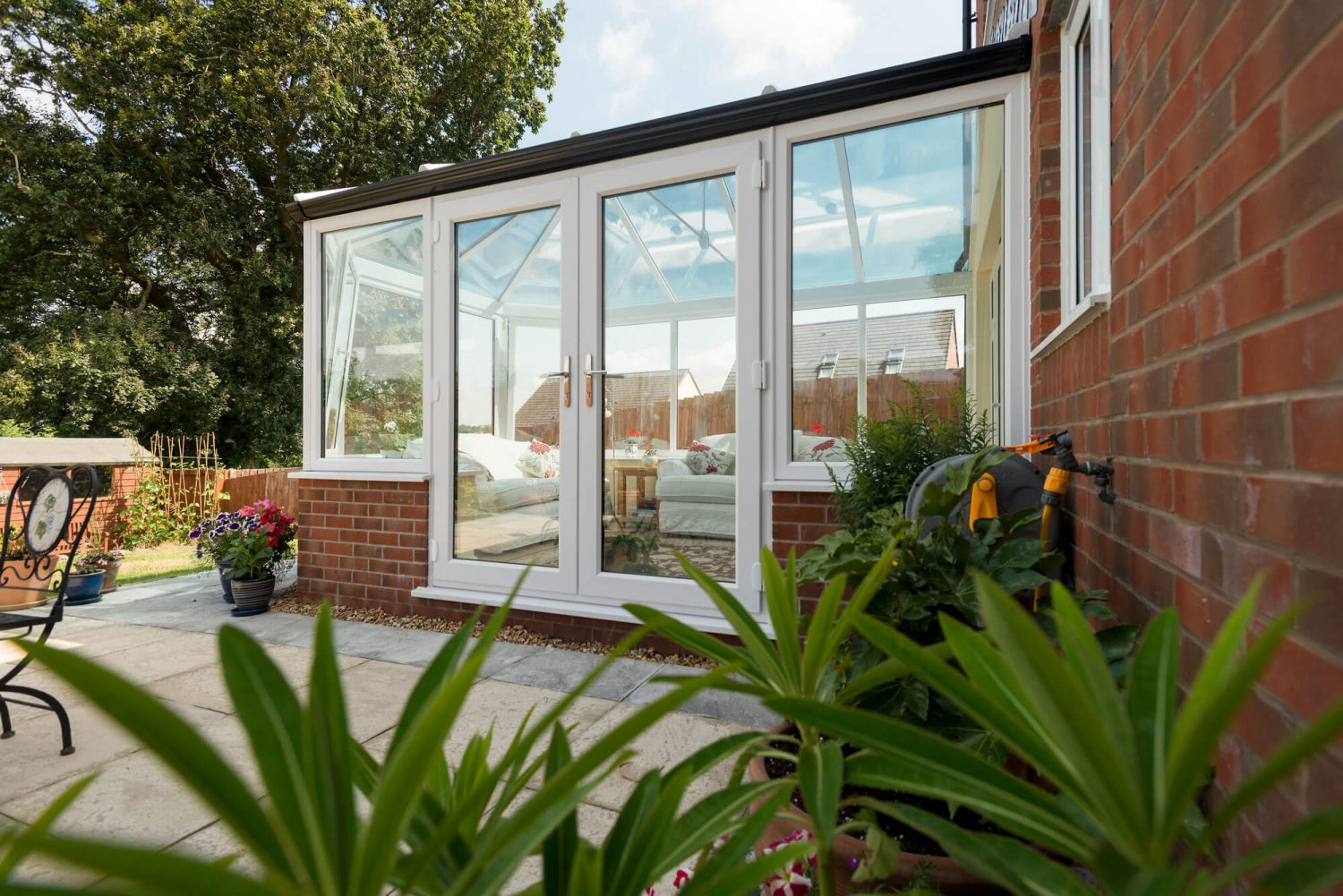Lean to Conservatory Miskin