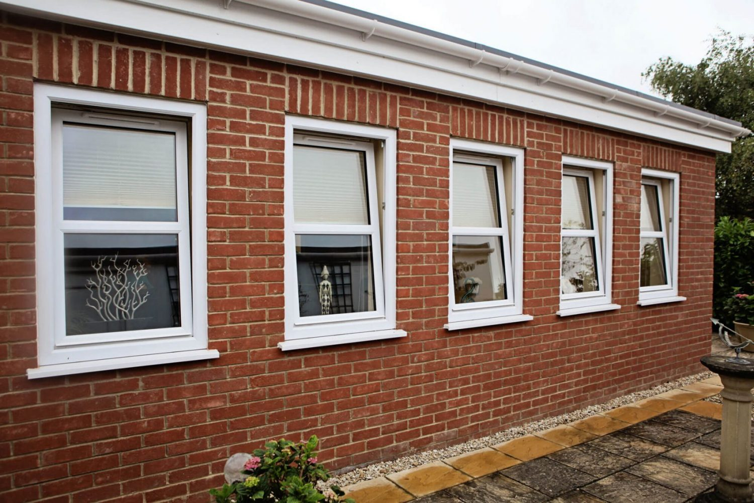 uPVC Windows Installed in Cross Inn
