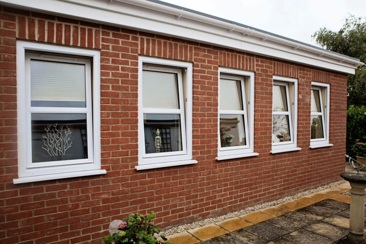 Best uPVC windows Groes-faen