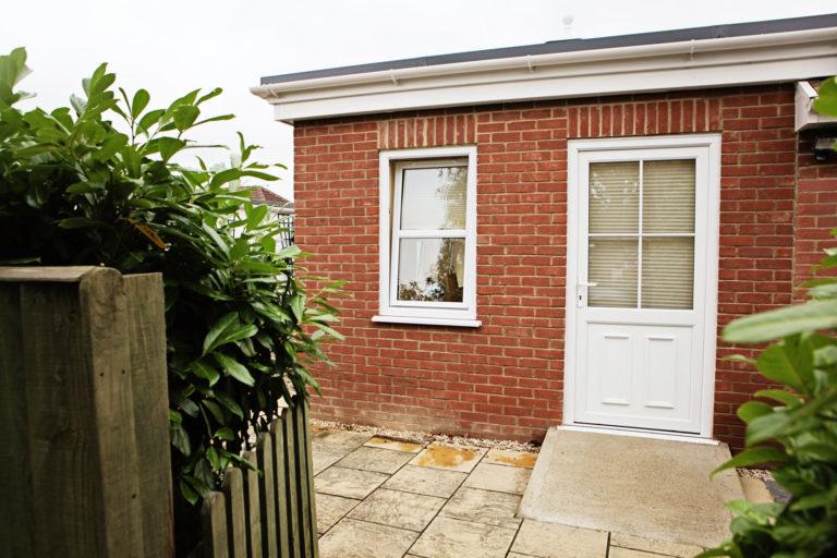 uPVC Front Doors Cross Inn