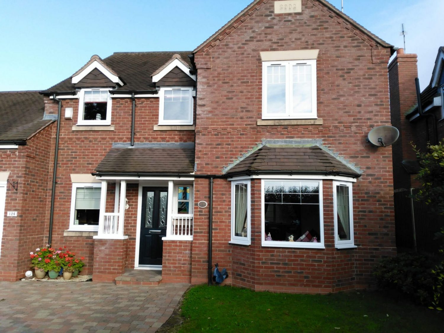 Double Casement Windows Pontyclun