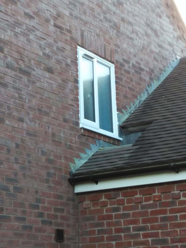 uPVC Casement Window Coedely