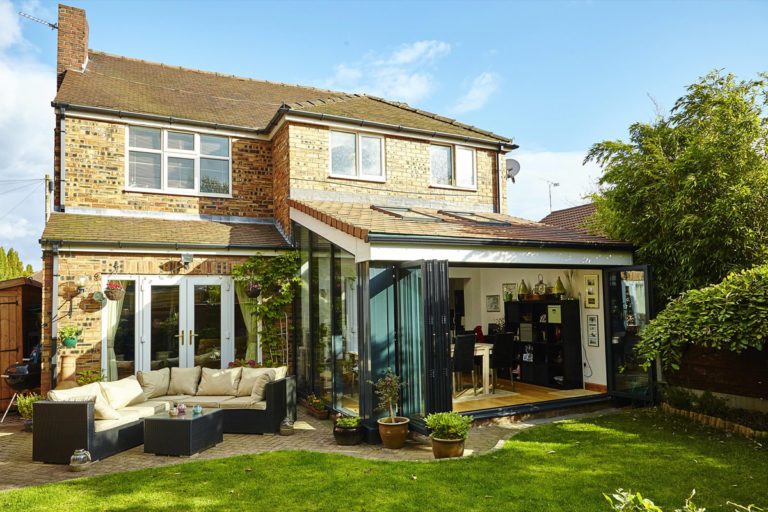 Lean to conservatory Groes-faen