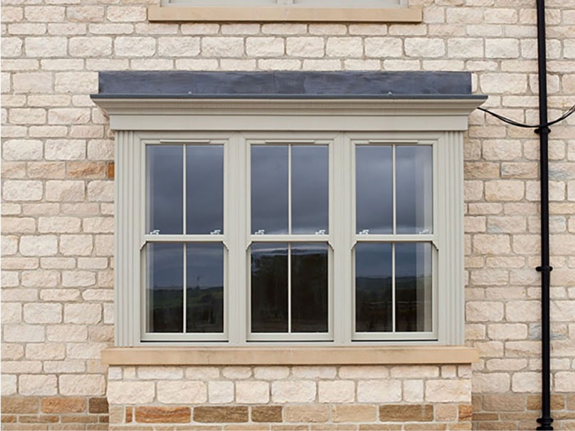 uPVC Sash Windows Ynysmaerdy