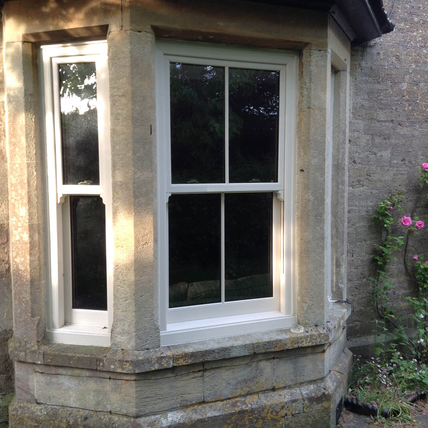 uPVC Sliding Sash Window Prices Beddau