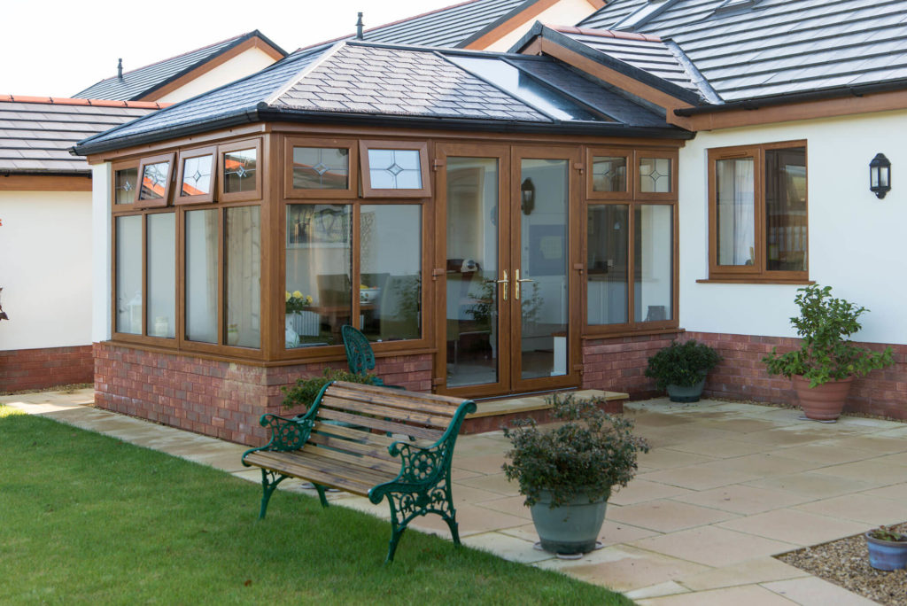 Reduce Condensation Build-up In Your Conservatory