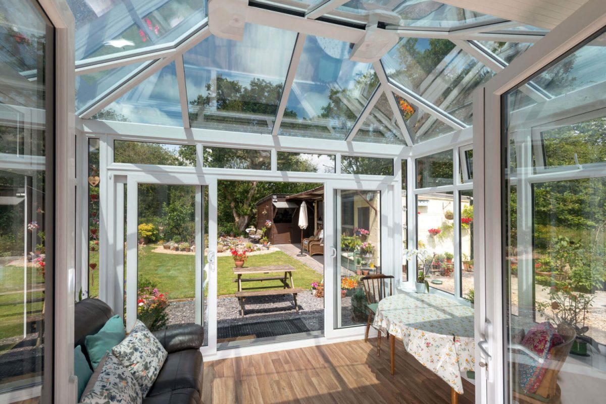 Conservatory Roofs Carmarthenshire