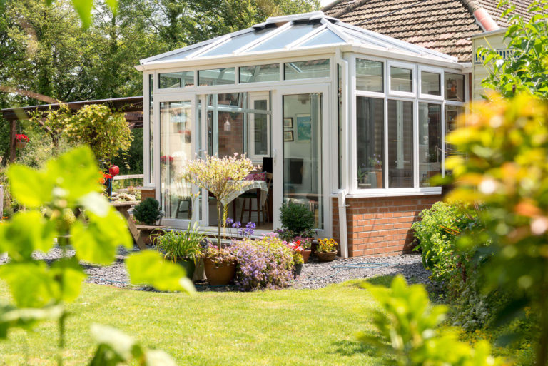 Conservatories Coedely