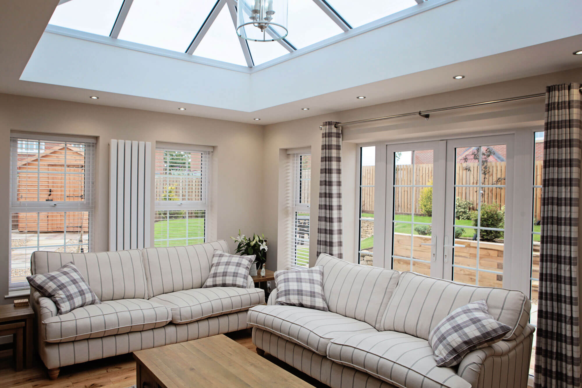 Conservatory Roofs Styles in Carmarthenshire
