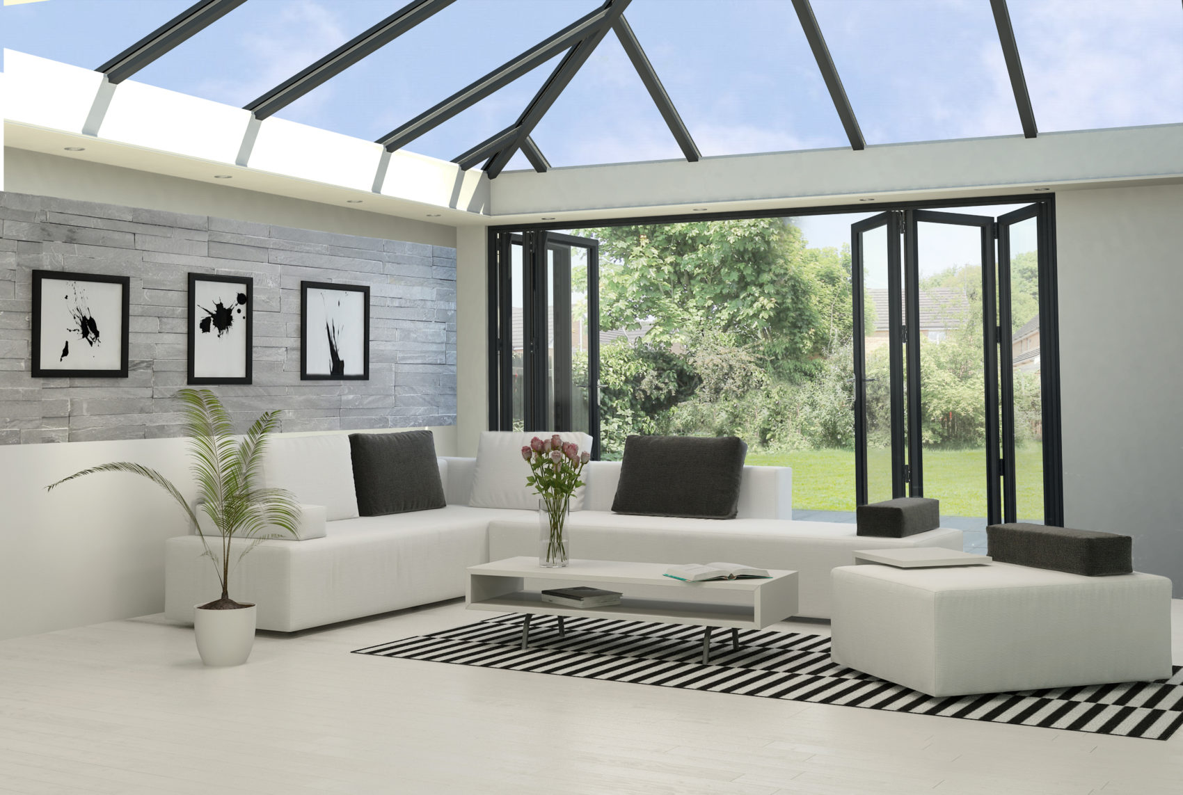 Stay Cool With Bifold Doors This Summer