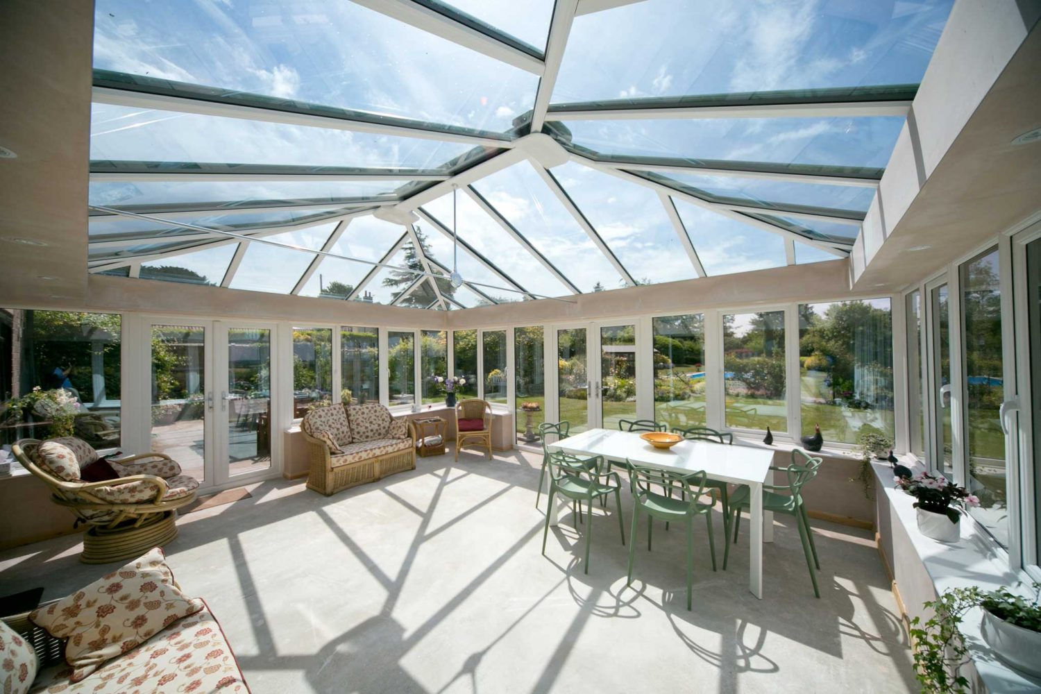 Conservatory Extension Groes-faen