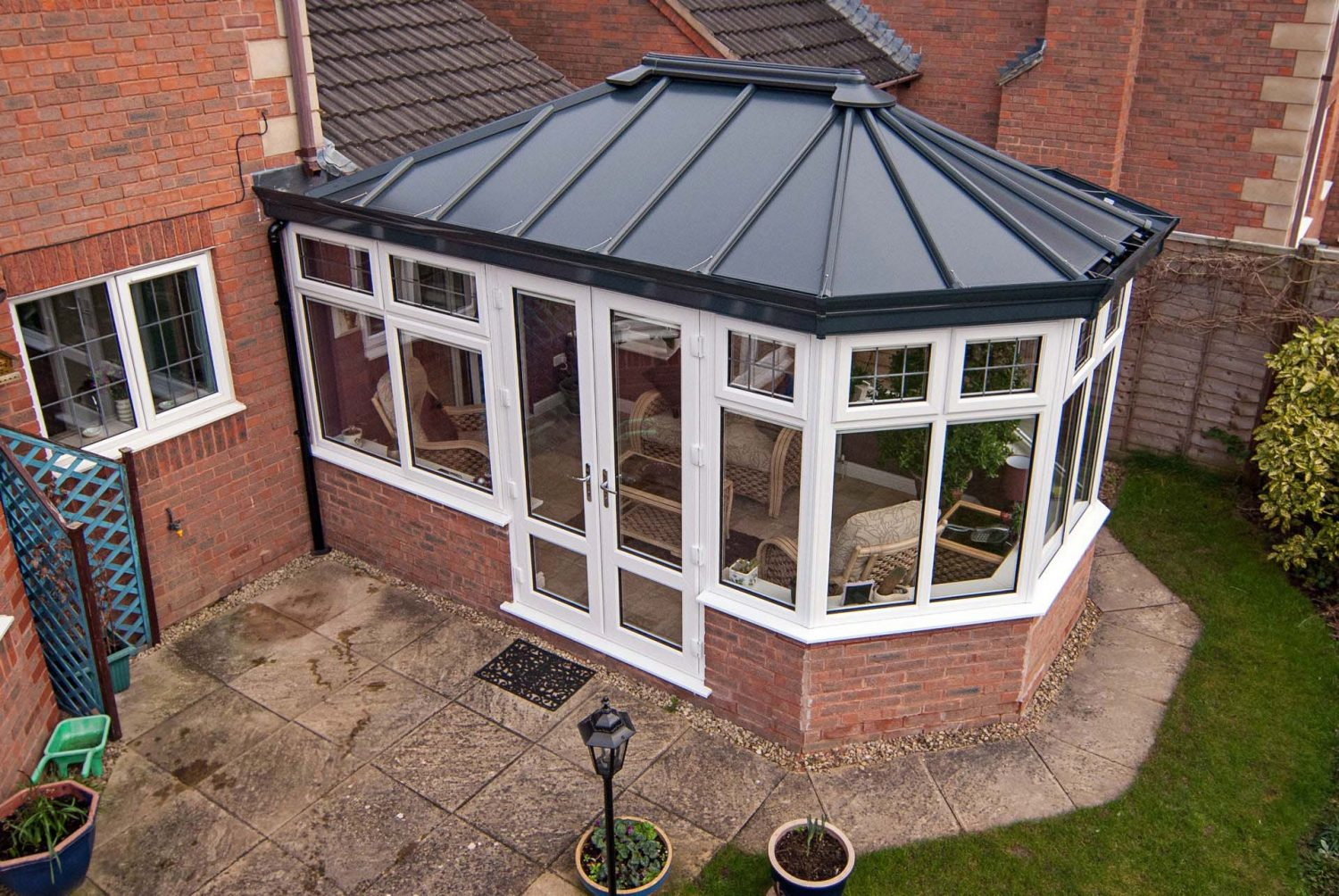 Conservatory Extension Tumble