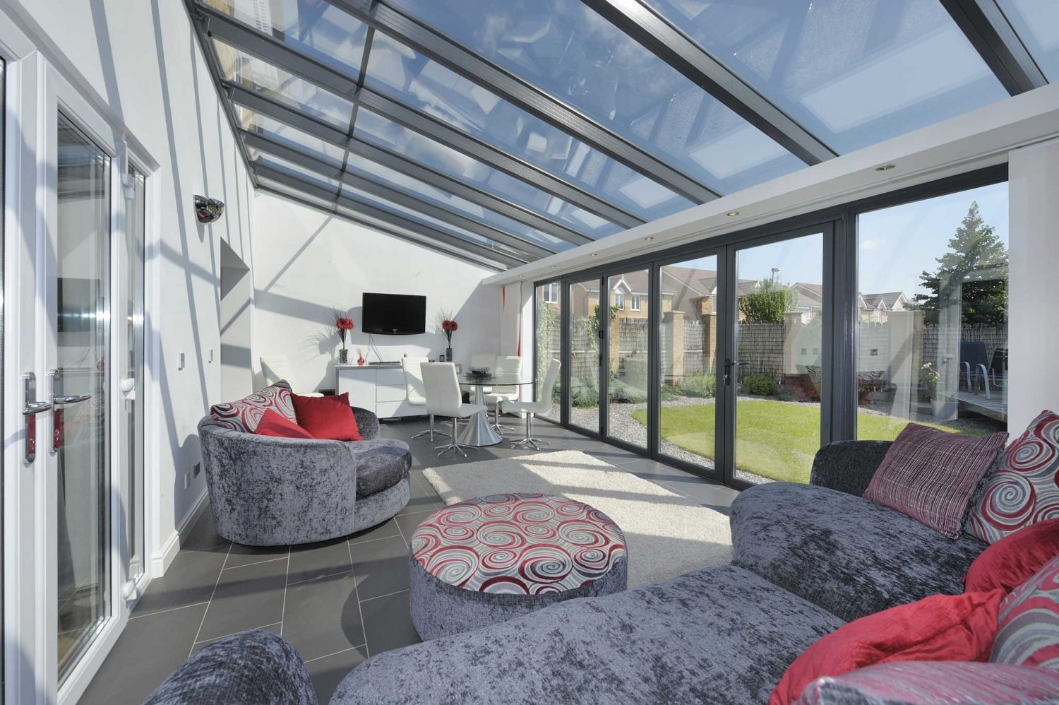 Lean to conservatory Ammanford