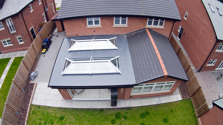 New Conservatory Roof Swindon