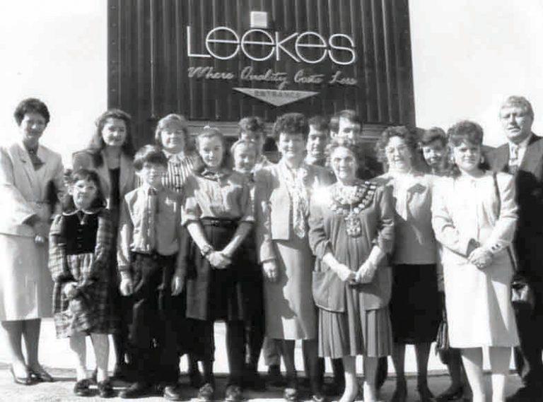 Leekes Through Time