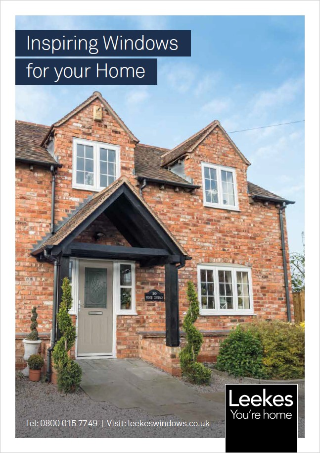 Leekes Windows' Window Brochure