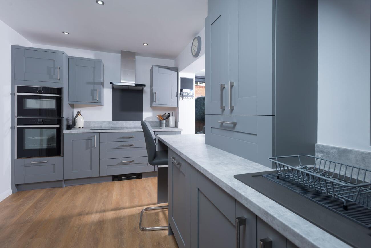 Kelly- Orangery & Kitchen Installation Melksham