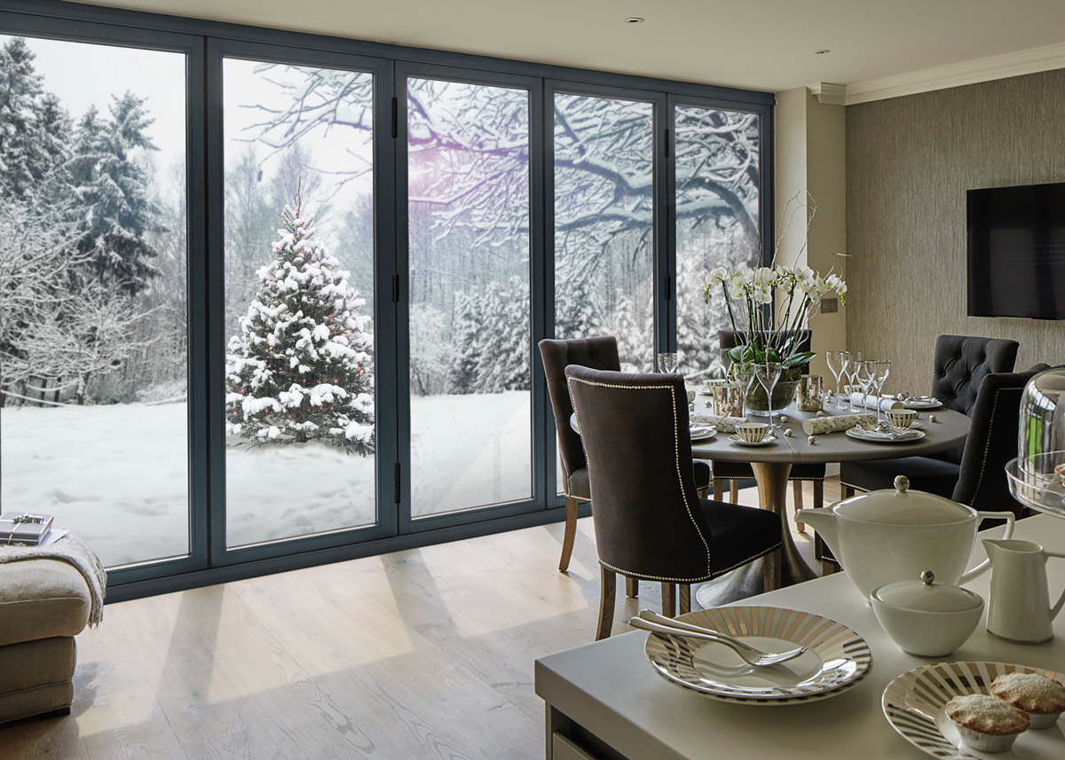 Aluminium doors and windows Melksham