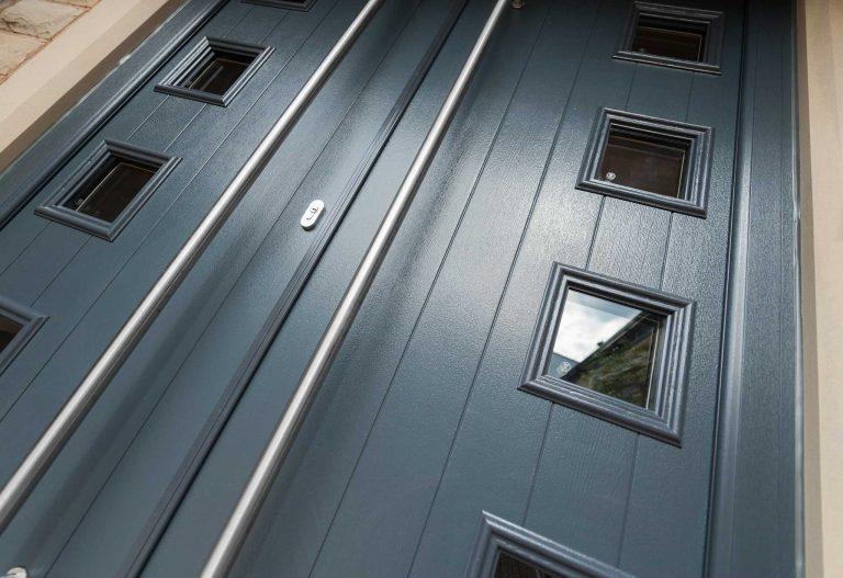 Grey Front door Swindon