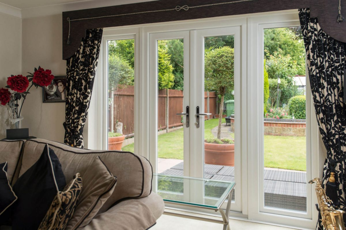 Double Glazing French Doors Carmarthen
