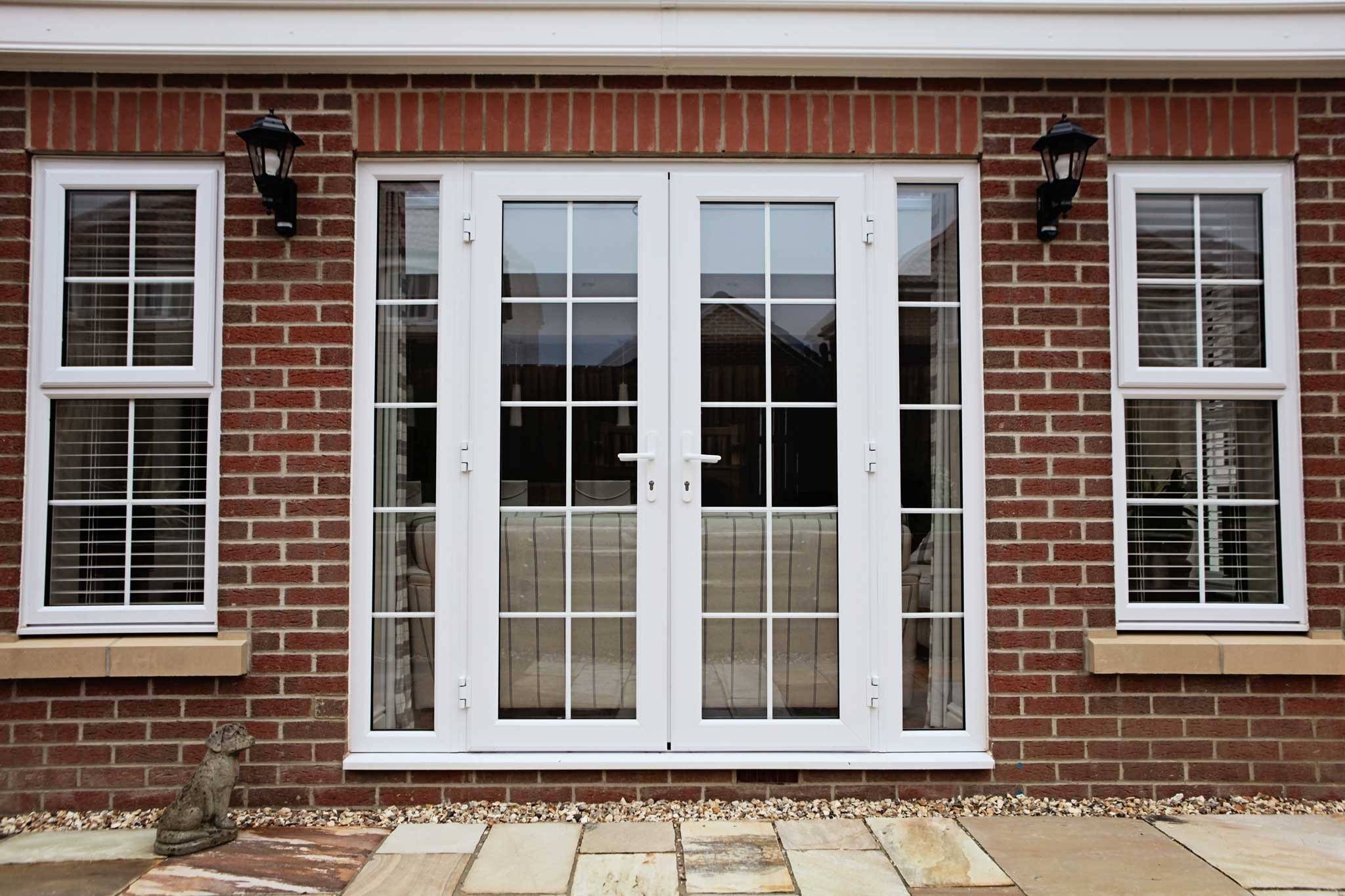 French Doors Double Glazing Carmarthen