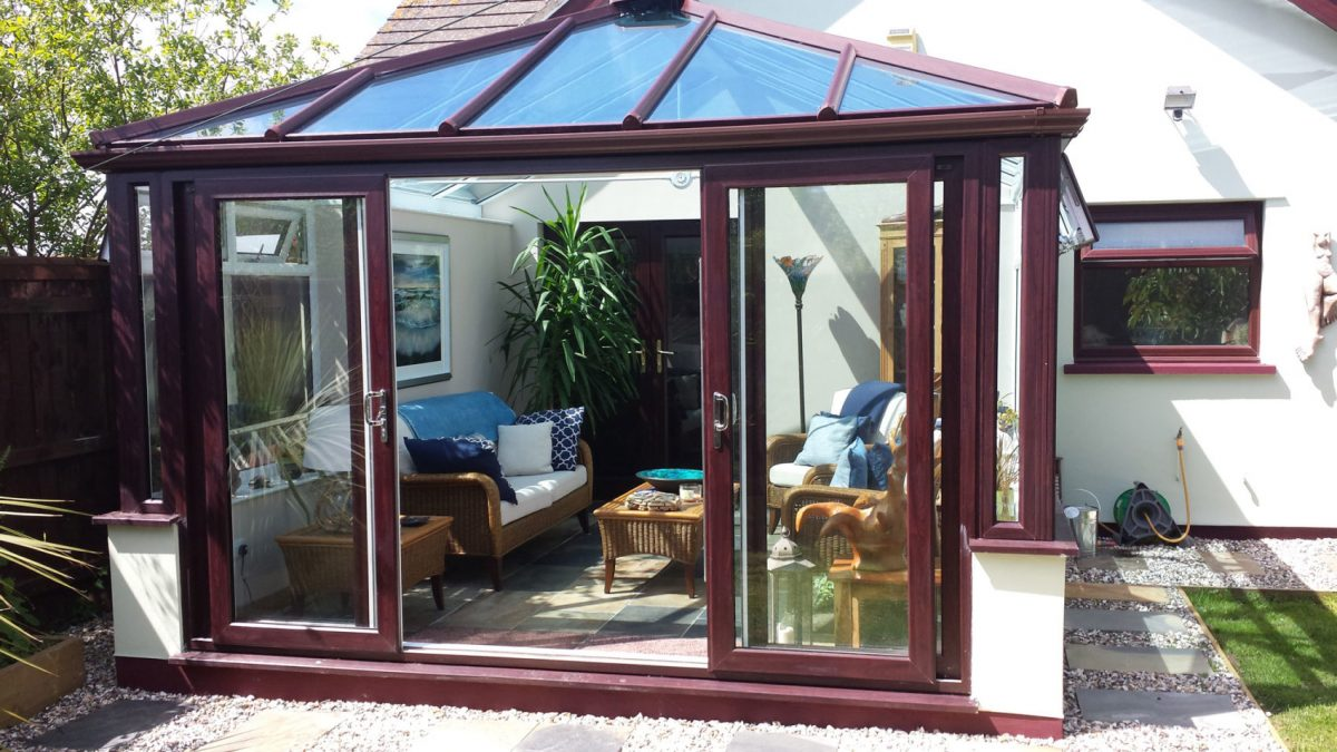 Conservatories Tumble