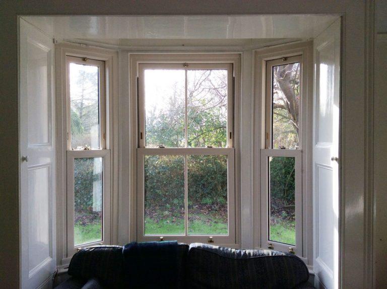 uPVC Sash Window Cost Swindon