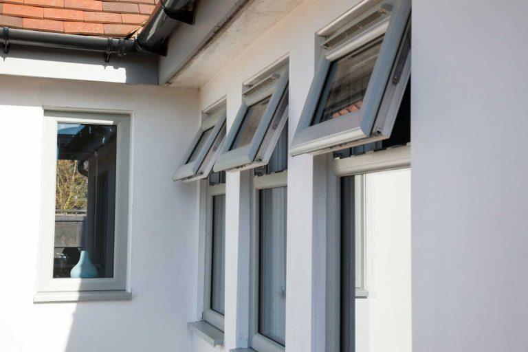 uPVC Casement Window Swindon
