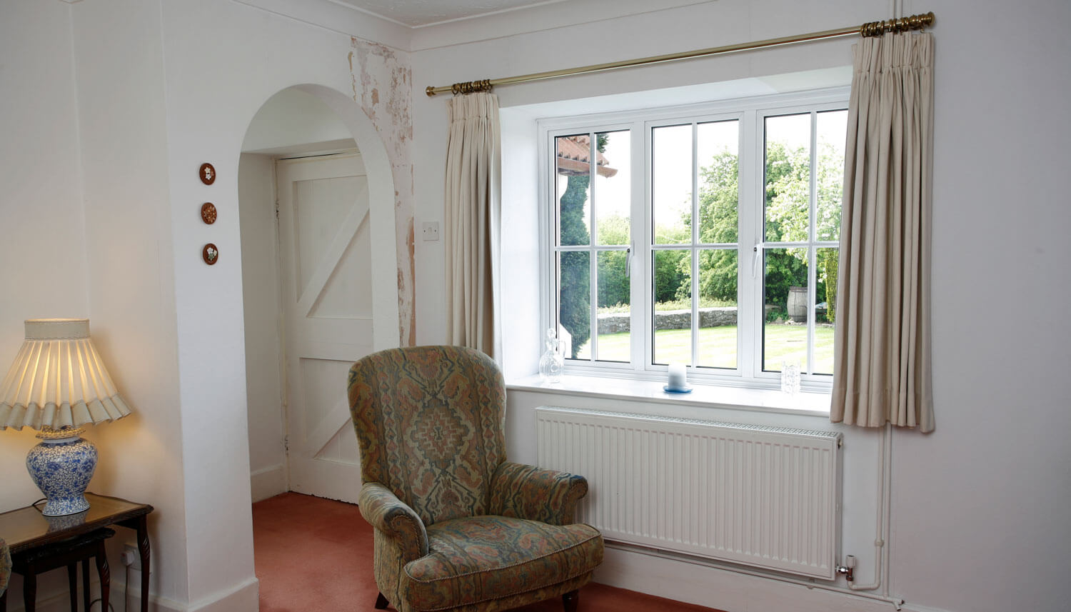 Double Glazed Windows Groes-faen