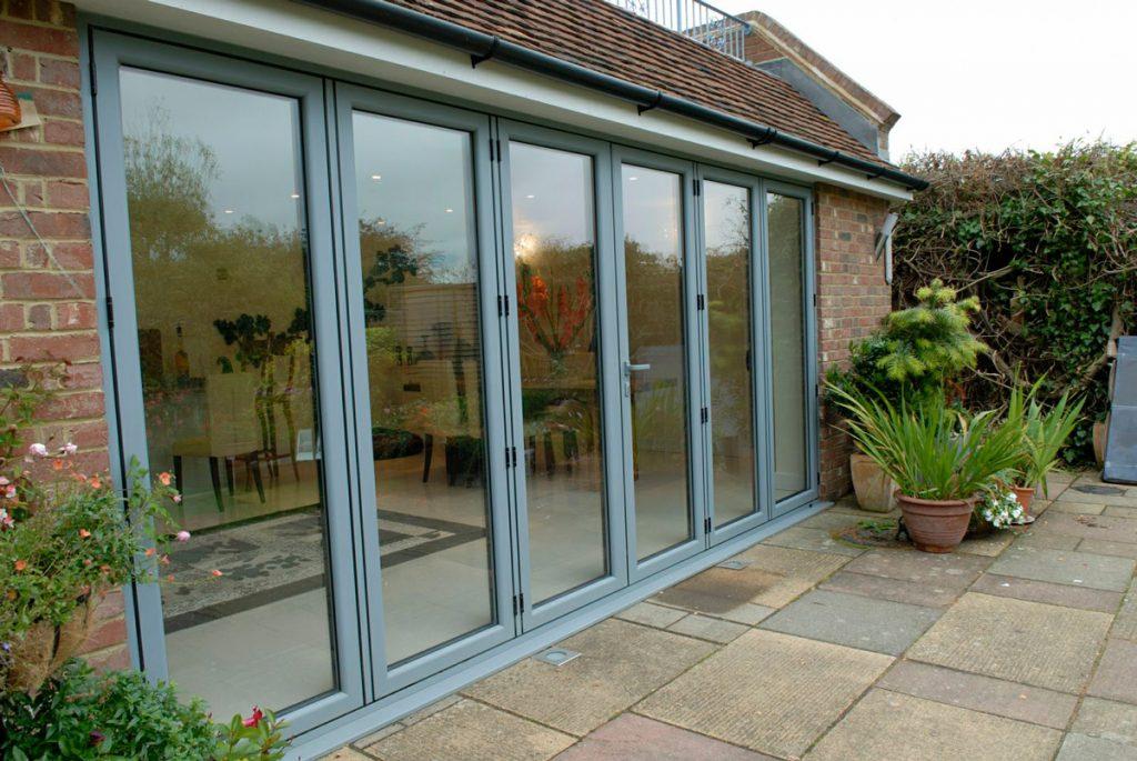 Bifold Door Home Installation