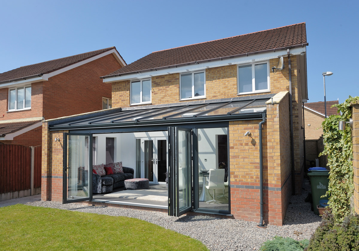 How Bifold Doors Can Open Up Your Home