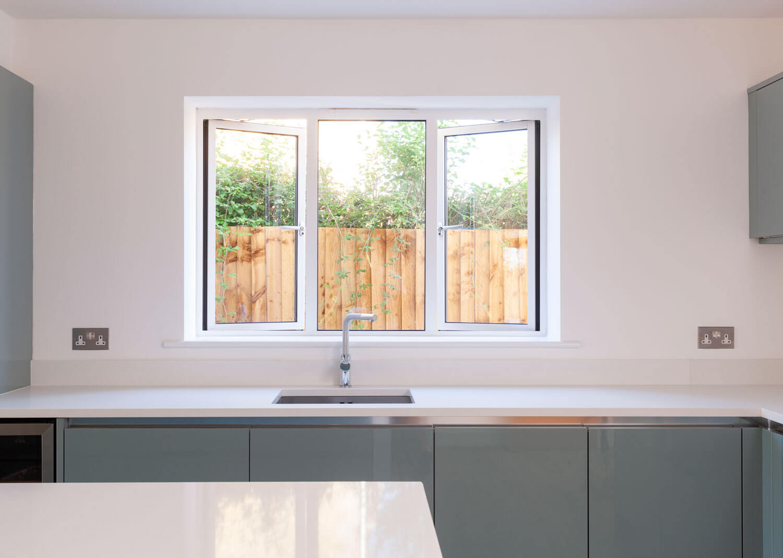 Aluminium Window Prices Swindon