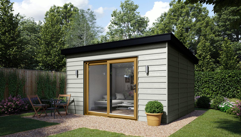 Garden Home Office Thornbury